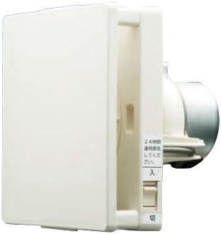 フクビ化学 排気ファンFAHC 低風量タイプ ホワイト 170×170×50mm 径98 1箱3個価格 FAHCL