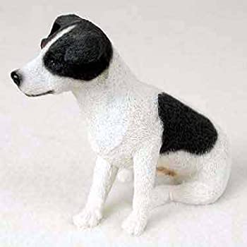 Amazon.com: Figura Jack Russell Terrier Smooth BW: Toys & Games