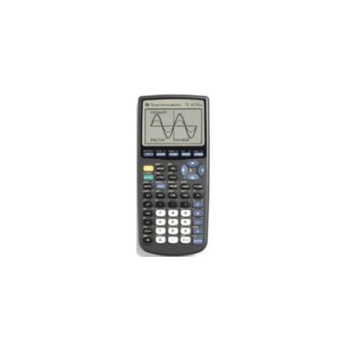 Consumer Electronic Products Texas Instruments TI-83 Plus Programmable Graphing Calculator Supply Store
