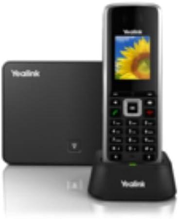 Yealink Sip W52p Dect Base Station 1 Handheld W52p Elektronik