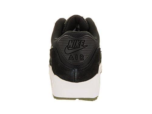 Nike Air Max 90 Kvinnor Löparskor Neger
