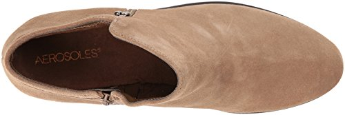 Boot Mythology Suede Aerosoles Women's Tan Light qTcE71wF