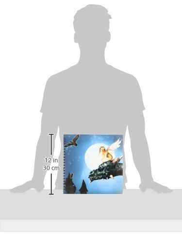 3dRosa Zeichenbuch, variiert, 12 x x x 12 cm B00BK16HNW  | Kaufen Sie beruhigt und glücklich spielen  cc8c78