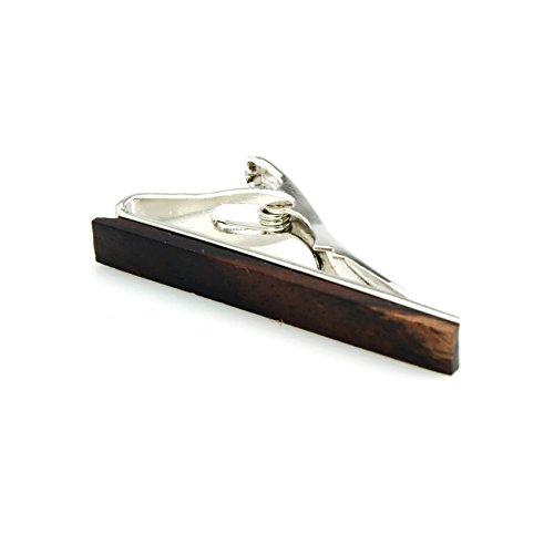the-smart-man-mens-dark-color-natural-wood-tie-clip