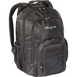 Targus Groove Backpack for 16-Inch Laptops, Black (CVR600) from Targus