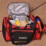 Picnic Duffle - 36 Can Personalized Gift 2 in 1 Duffle Picnic Cooler