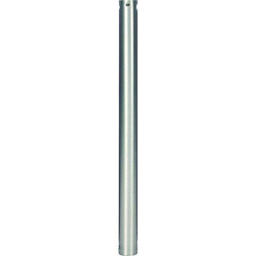 """Hardware House #449439 ~ Ceiling Fan Down Rod - Satin Nickel ~ 21 mm x 48"""""""