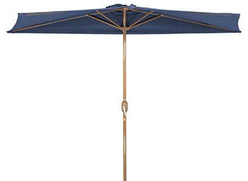 Patio Half Umbrella Trademark Innovations