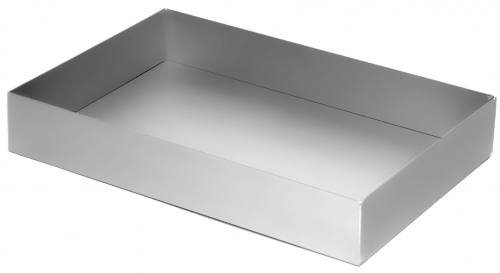 Alan Silverwood Aluminium Loose Base 13x9 inch Tray Bake Tin