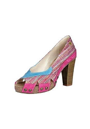 Pumps Peep by Stork Steps Multi-coloured - Colourful mfK6l
