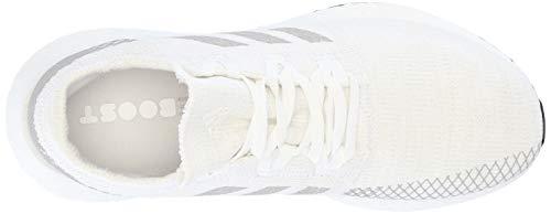 Adidas Grey grey White Solid Pureboost Femme light Go HwqFOHZ1xv