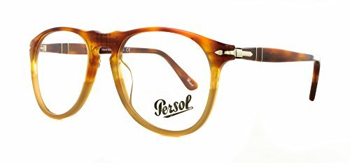 Eyeglasses Persol PO 9649V 1025 RESINA E - Persol Eyeglasses Men For