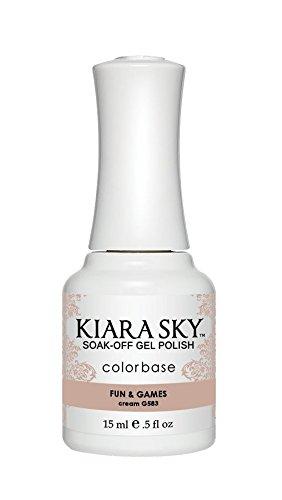Kiara Sky Gel Polish - G583 Fun & Games