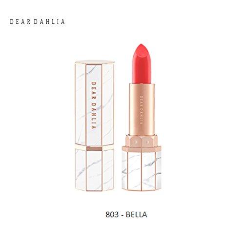 - DEAR DAHLIA Lip Paradise Intense Satin SPF15 (3.8g/ea) (803 Bella)