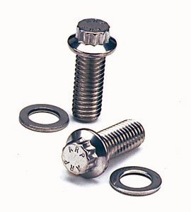 t Stainless Steel Thermostat Housing Bolt Kit for Chevy LS1/LS2 (Stainless Steel Thermostat Range)