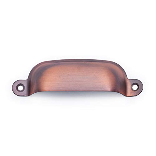 - RK International RKI R.K. International CF 5250 DC Flat Box Cup Pull, Distressed Copper,