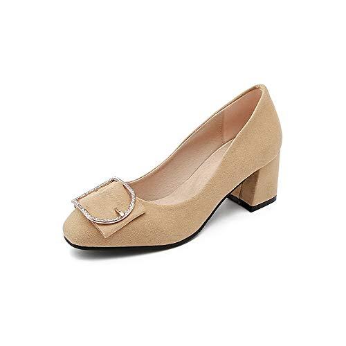 Jaune 36 AdeeSu Femme 5 Compensées Sandales Jaune SDC05755 TXwS78