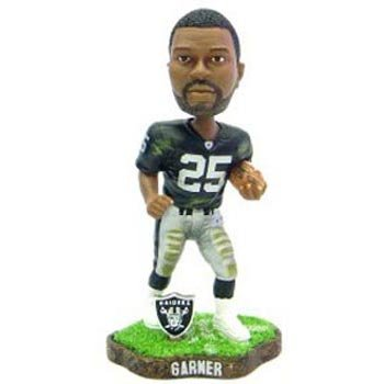 Oakland Raiders Official NFL Bobble Head by Forever Collectibles