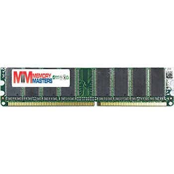 MemoryMasters 512MB SDRAM Memory RAM PC66 168-pin DIMM for Desktop PC Computer