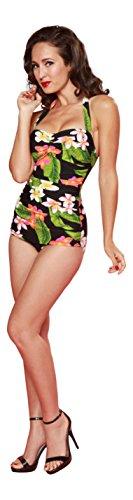 - Esther Williams Classic Sheath Swim Suit, Carnival, 4