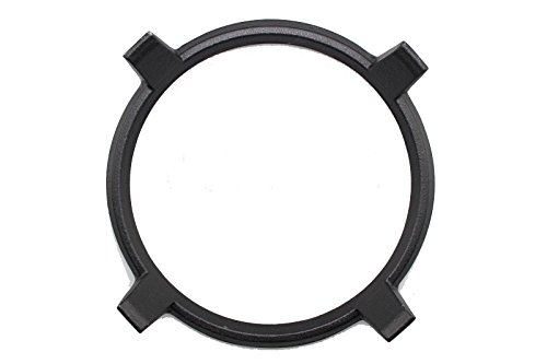 Wok Ring (W10216179 Iron Wok Ring Cooking Grate for KitchenAid Jenn-Air Range Cooktop Cast Iron Microwave Part)