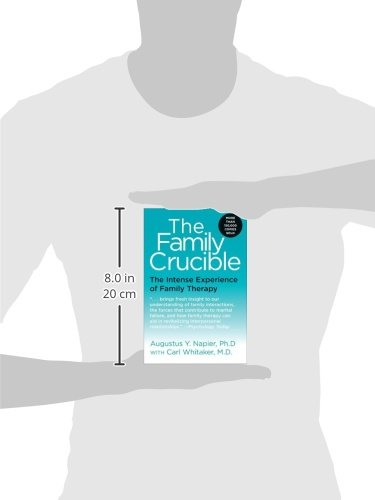 The Family Crucible : The Intense Experience of Family Therapy
