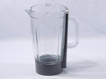 Kenwood KW710034 batidora de vaso, cristal: Amazon.es: Grandes electrodomésticos