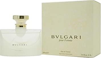 Bvlgari By Bvlgari For Women. Eau De Toilette Spray 3.4 Ounces