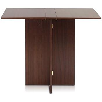 Ikea applaro drop leaf folding wood table for Wooden folding table ikea