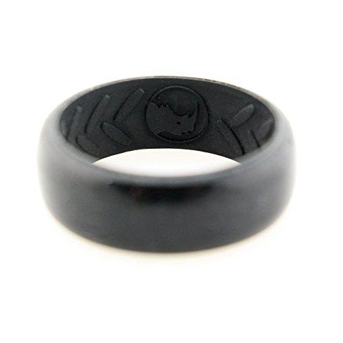 Mens Silicone Ring Rhino Rings
