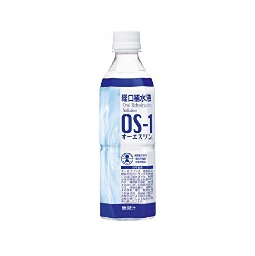大塚製薬工場オーエスワンPET500mLx24(ケース)
