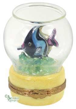 - Artoria Limoges Fish Bowl: Yellow (RETIRED)