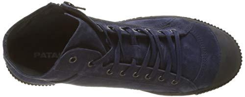 cr F4d Bono Baskets Femme Pataugas 456 marine Bleu Hautes 7f5qOxWPa