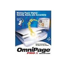 Omnipage Professional X 10.0 Upgrade (Mac)