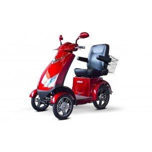 E-Wheels EW-72 Bariatric (500 lbs)) Electric 4 Wheel Scooter*