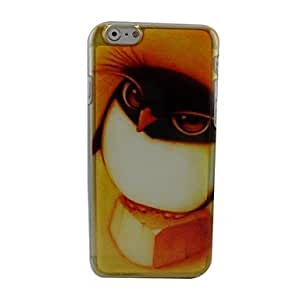 LCJ Lovely Birds Plastic Hard Back Cover for iPhone 6 Plus