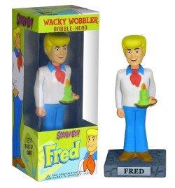 Fred from Scooby Doo Wacky Wobbler by FunKo ()