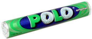 Nestle Polo Mint Roll Original (Case of 48) by Nestle