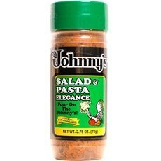 - Johnny's Fine Foods Salad & Pasta Elegance, 2.75 Ounce Bottle