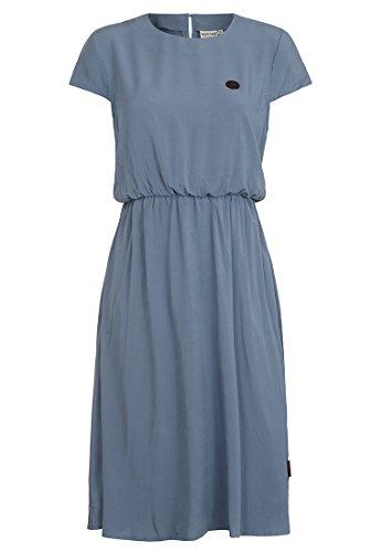 Naketano Women's Dress Ciao Bella II Smoky Blue, M