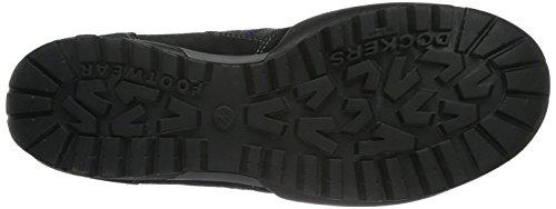 Dockers by Gerli 36ht014-201100 - Zapatillas Hombre Negro (Schwarz 100)