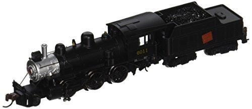 Bachmann Industries ALCO 2-6-0 Canadian National 6011 Steam Locomotive Car -  51753