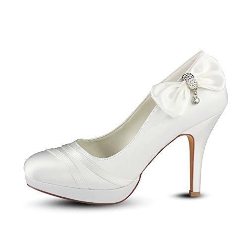 Sat boda Zapatos Best de de mujeres las 4U q1xPAS