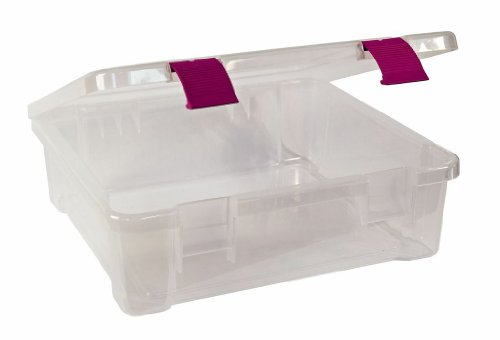 Creative Options File Tub Scrapbooking Storage Box by Creative