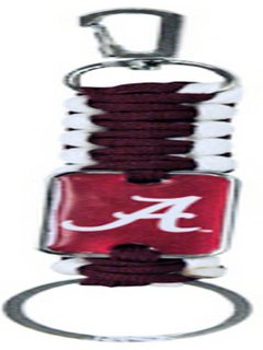 Game Day Outfitters 1937875 University of Alabama - Keychain Rope - Case of 144 by Game Day Outfitters