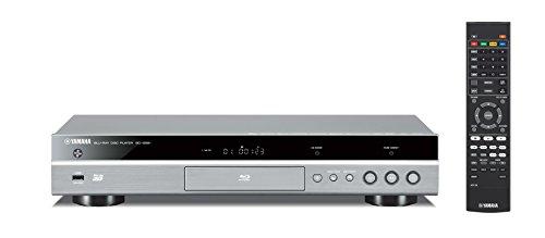Yamaha BDS681 Blu-Ray Player with 4k Upscaling and SACD Playback - Titanium