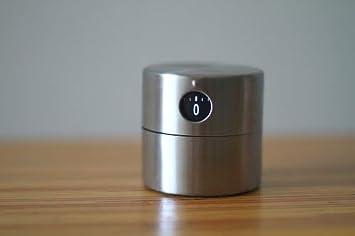 Amazon Com Ikea Ordning Stainless Steel Kitchen Timer Egg