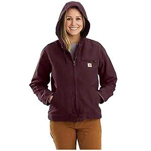Carhartt Women's Oj141 Shrpa Lind HDD Jacket