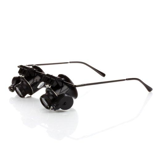 Flexzion Magnifier Magnifying Adjustable Illumination