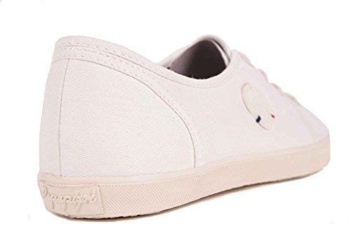 Napapijri Damen Schuhe Sneaker Schnürschuhe Sara Off White